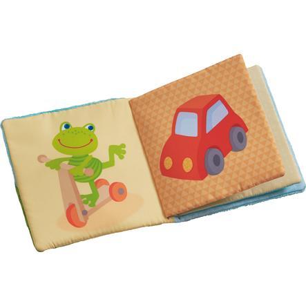 HABA Miękka książeczka Magiczna żaba 302097