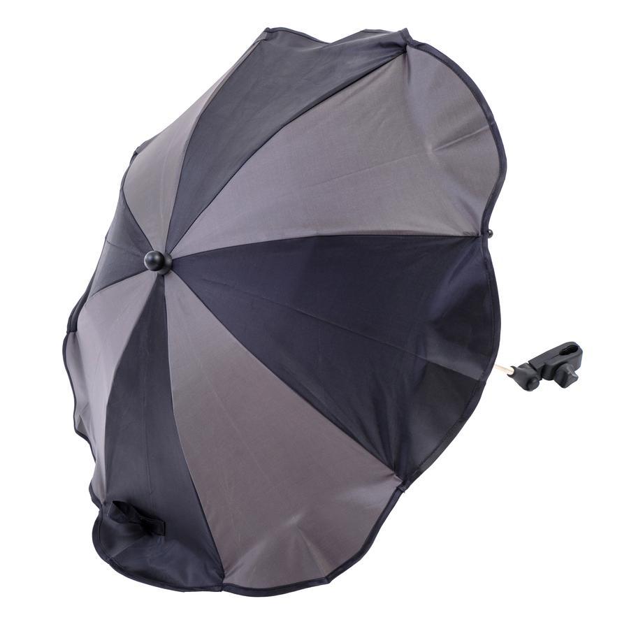 Altabebe Sonnenschirm schwarz-grau