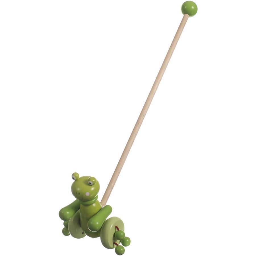 bieco Rollerstab Frosch