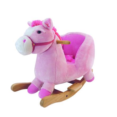BIECO Schaukelpferd Pink Lady