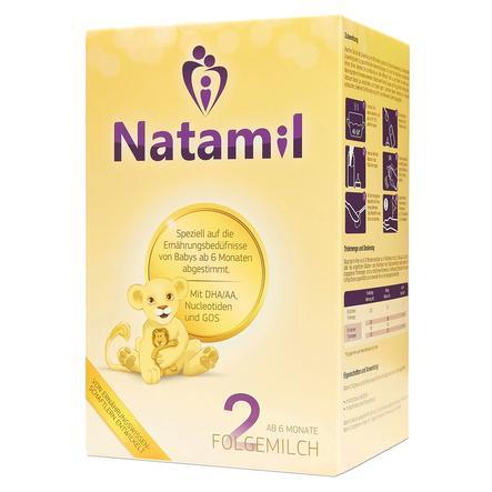 Natamil 2 Folgemilch 800 g