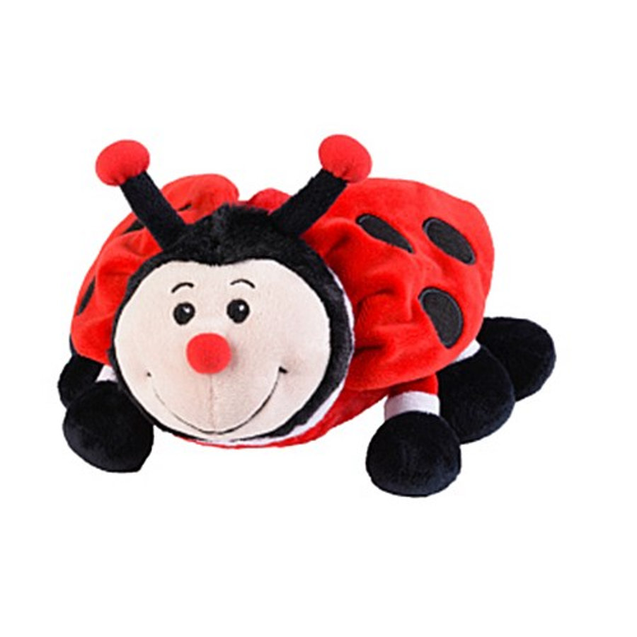 GREENLIFE Peluche bouillotte Coccinelle Maika 2 Beddy Bears™