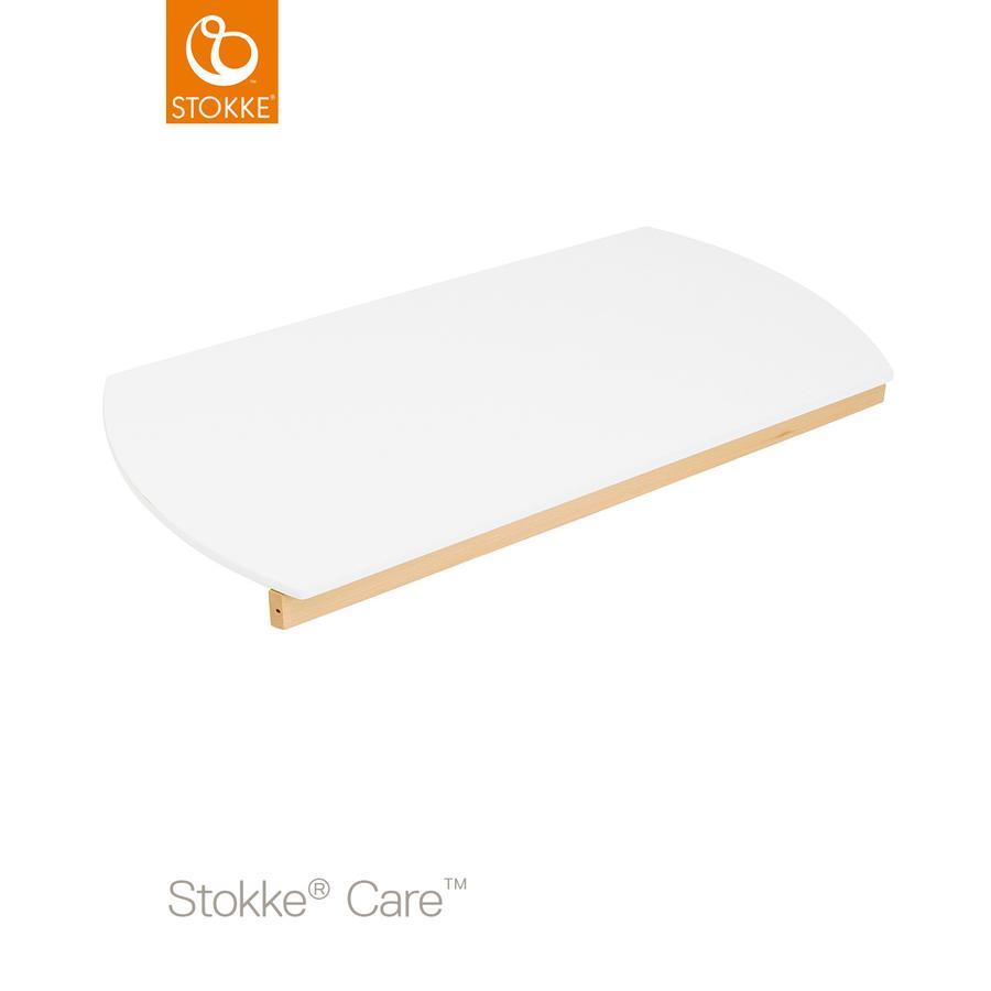 STOKKE® Care™ Schreibtisch Umbausatz Weiß