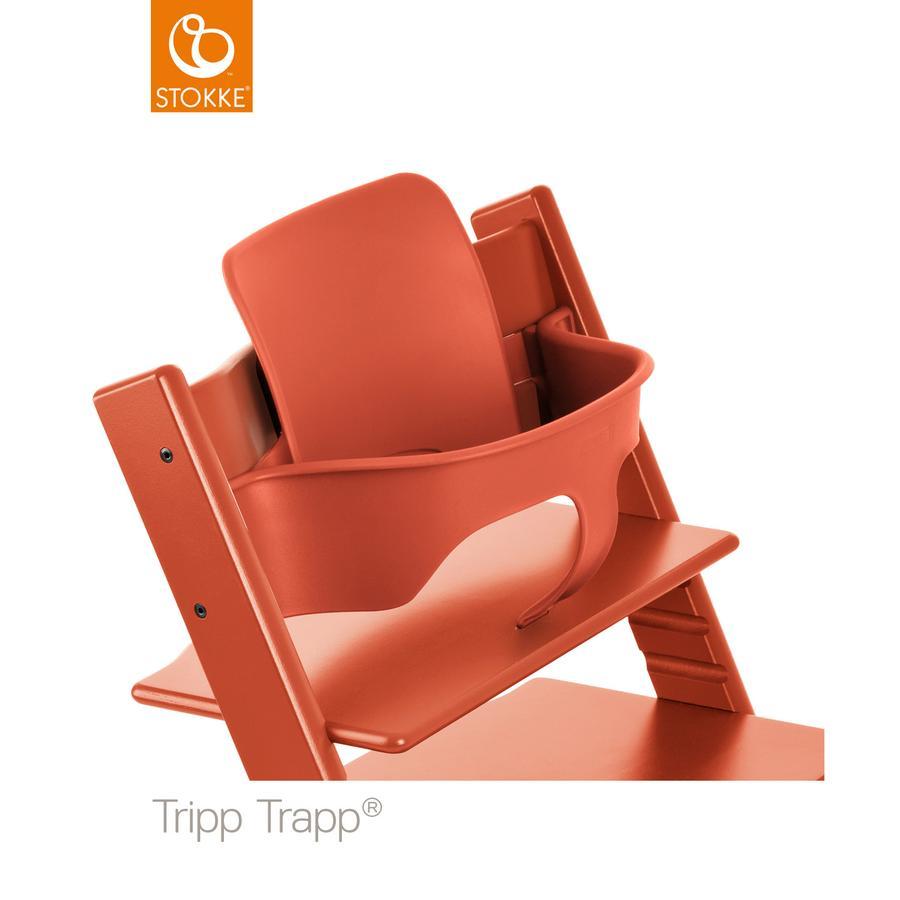 STOKKE® Tripp Trapp® Baby Set Lava Orange