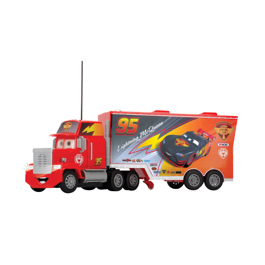 Dickie RC - Carbon Turbo Mack Truck