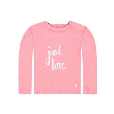 MARC O`POLO Girls Longsleeve pink