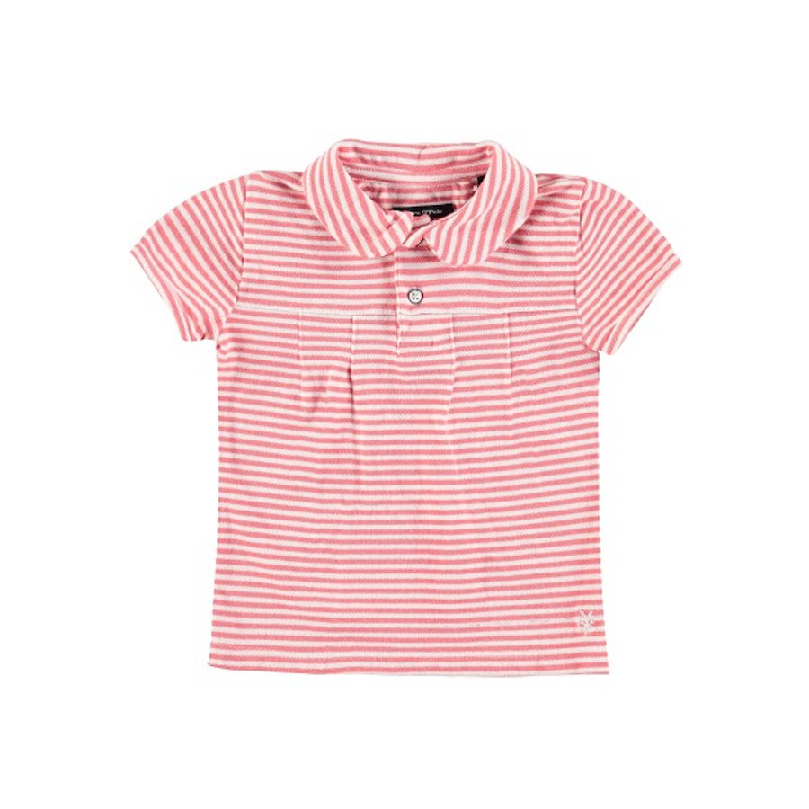 Polo MARC O`POLO Girl s polo rosé