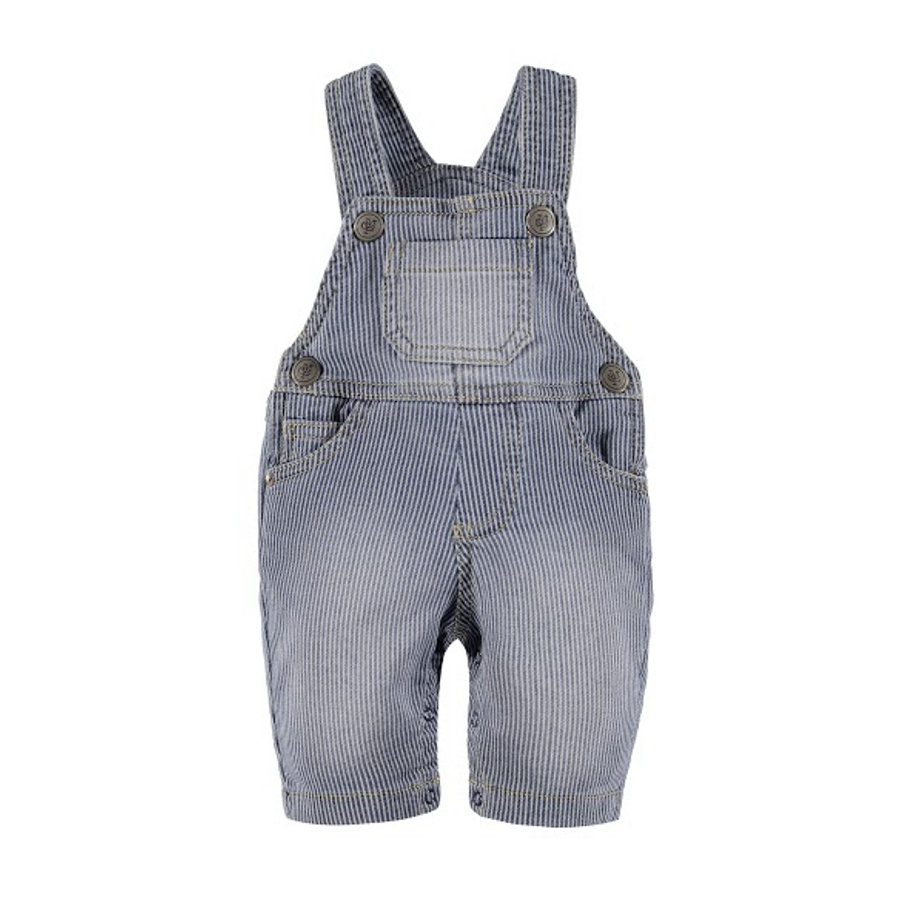 MARC O`POLO Boys Latzhose blue