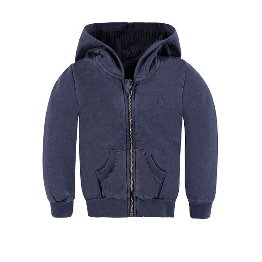 MARC O`POLO Boys Sweatjacke mood indigo