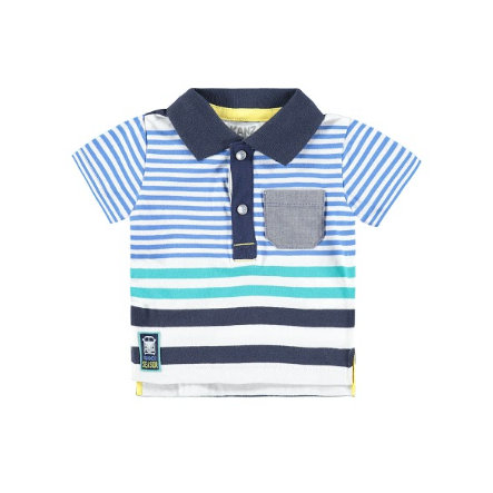 KANZ Boys Bluzka Polo blue