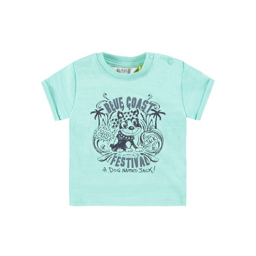 KANZ Boys T-Shirt aqua splash
