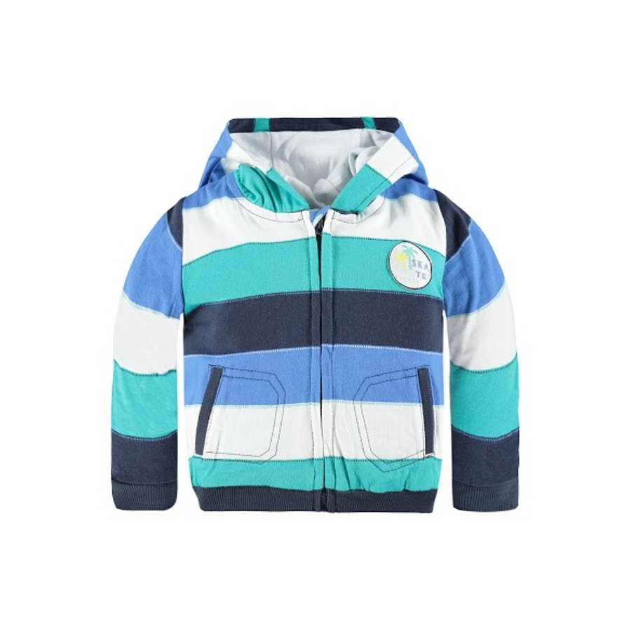 KANZ Boys Sweatjacke blue