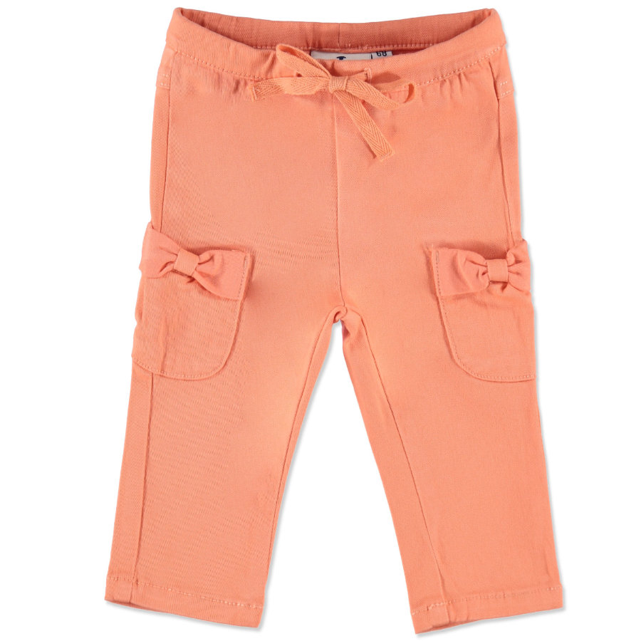 TOM TAILOR Girls Sweathose orange