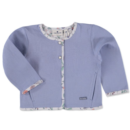 TOM TAILOR Girls Sweatjacke blue