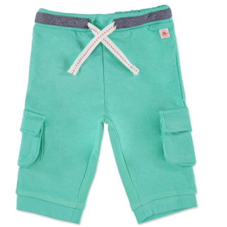 TOM TAILOR Boys Sweathose green