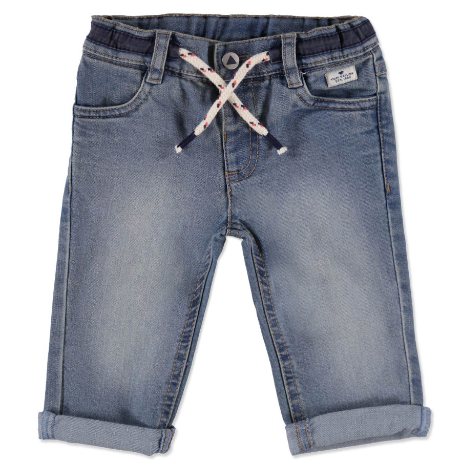 TOM TAILOR Boys Jeanshose blue denim