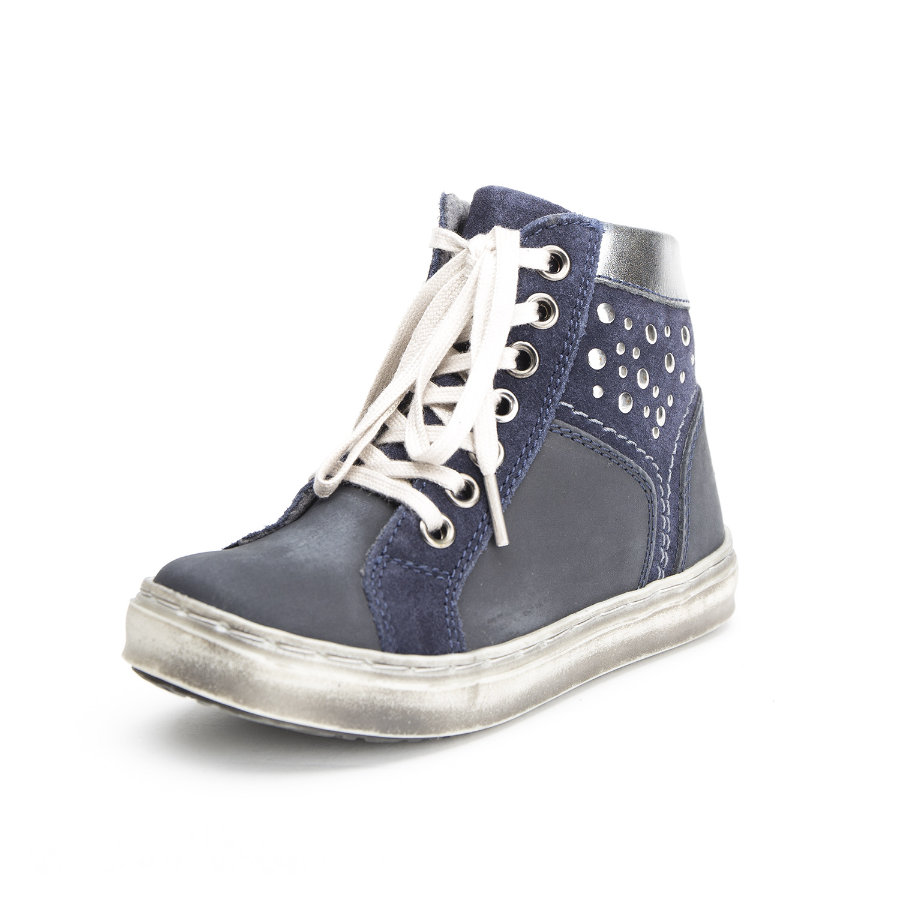s.Oliver Girls Halbschuh navy