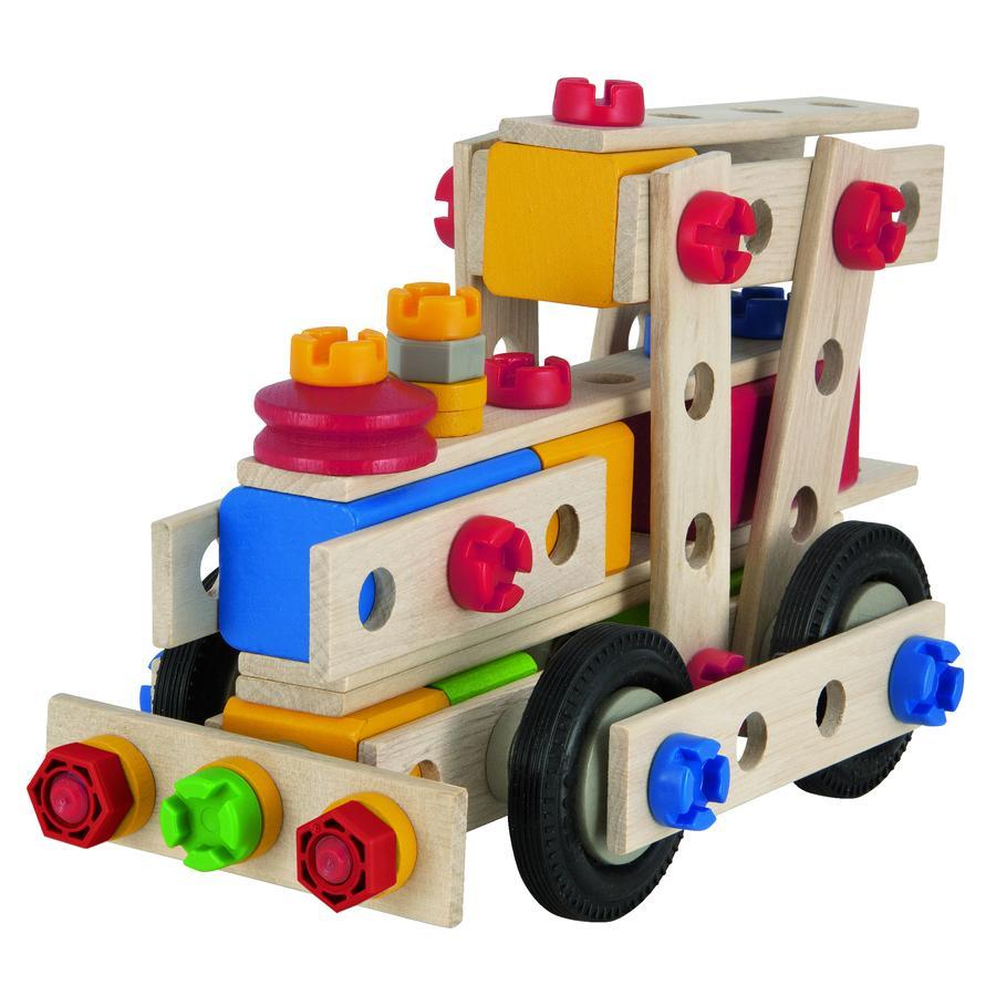 Heros Constructor - Stort lokomotiv