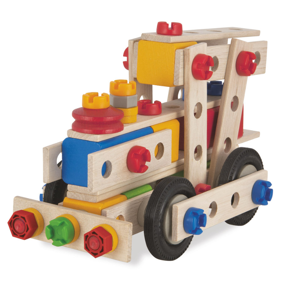 Heros Konstruktor - Duża lokomotywa