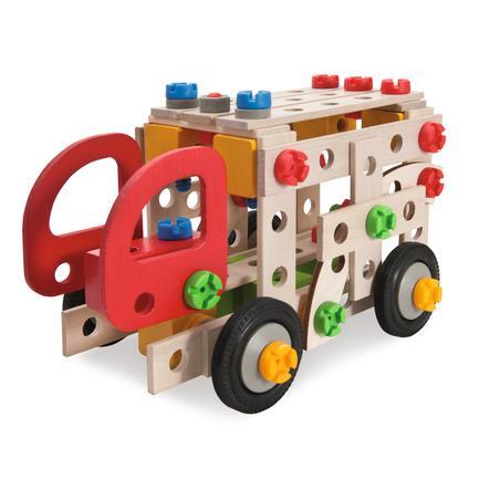 Eichhorn Jeu de construction camion pompier
