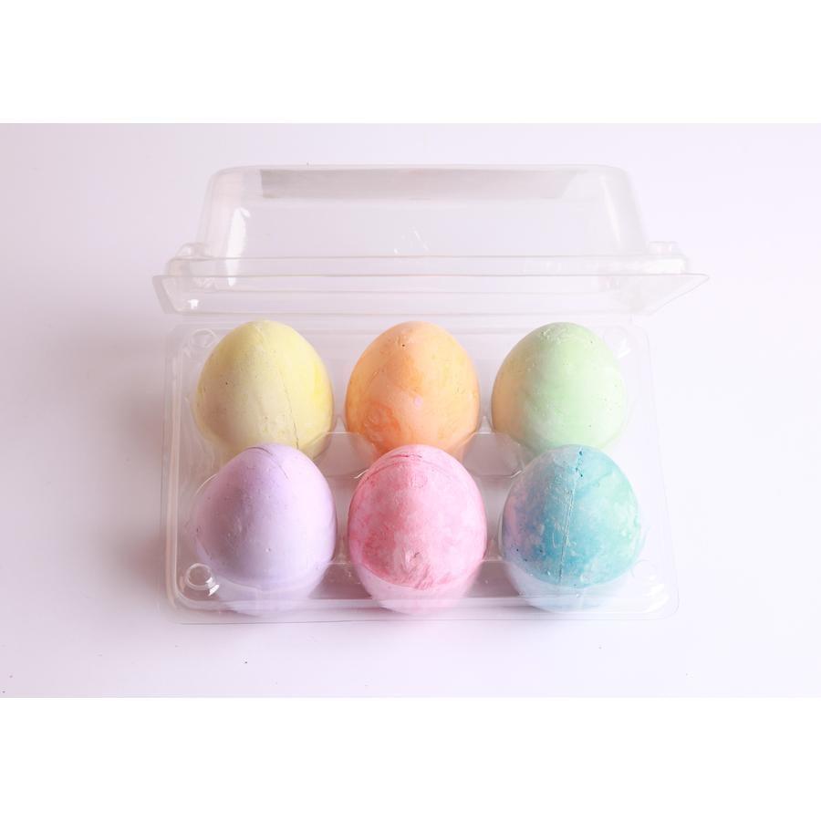 LENA 6 velkých křídových vajec 61229