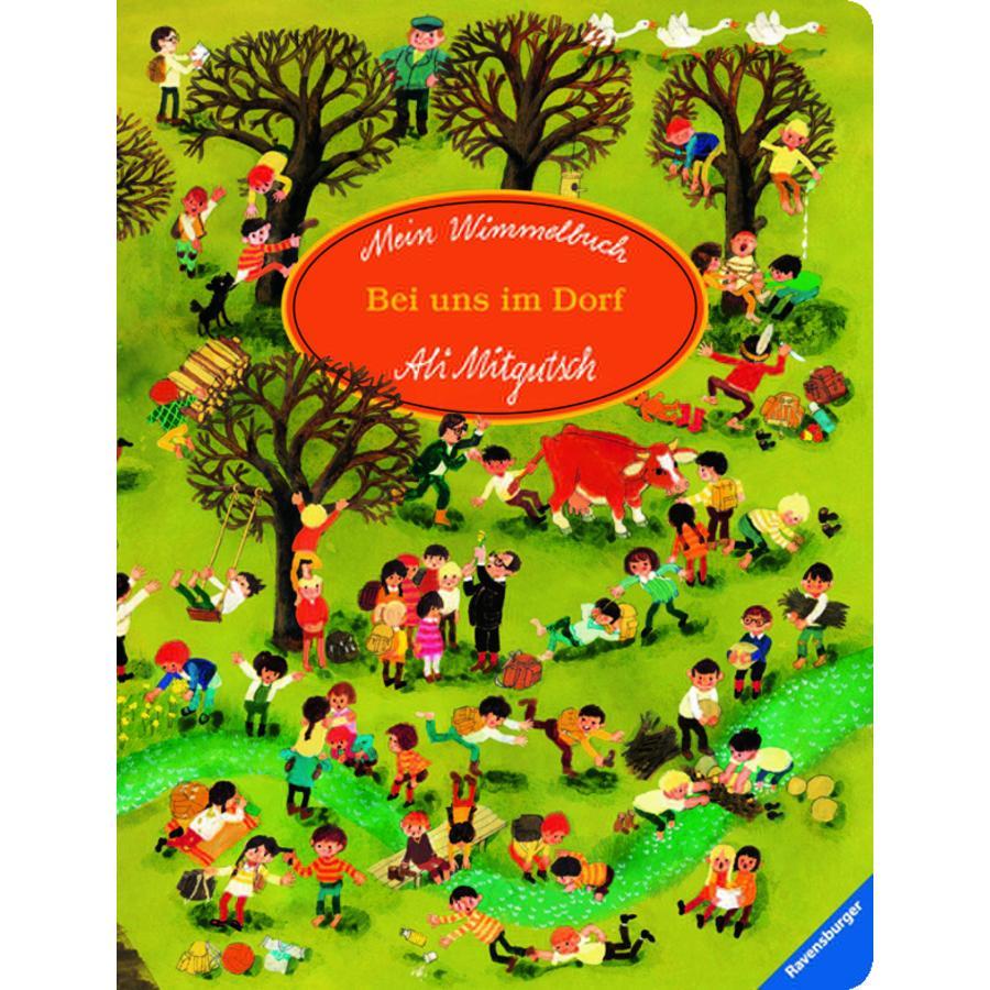 RAVENSBURGER Mein Wimmelbuch: Dorf