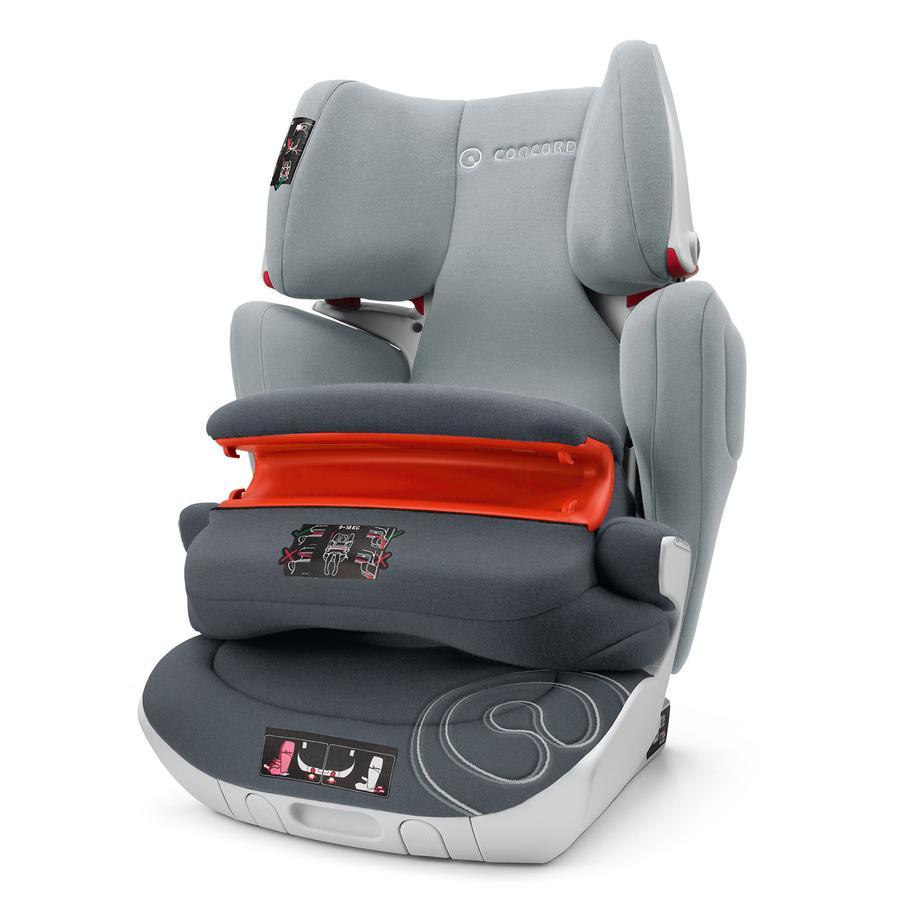CONCORD Seggiolino auto Transformer XT Pro Graphite Grey, colore grigio