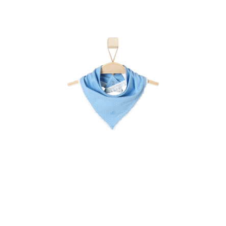 s.OLIVER Girls Dreieckstuch light blue