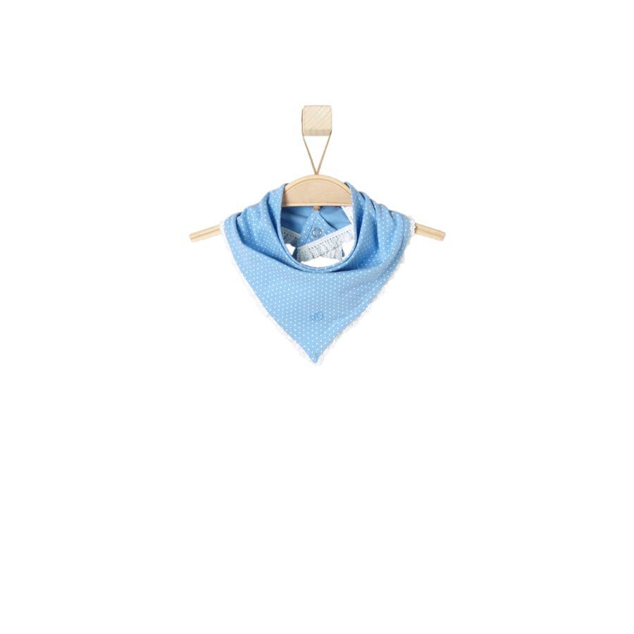 s.OLIVER Girls Dreieckstuch light blue