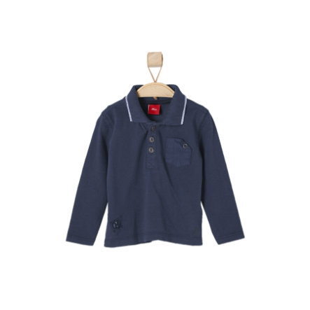 s.OLIVER Boys Poloshirt dark blue