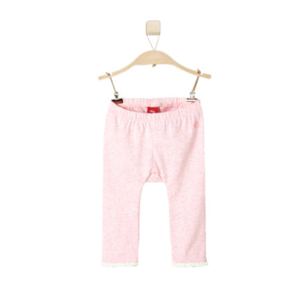 s.OLIVER Girls Leggings rosy