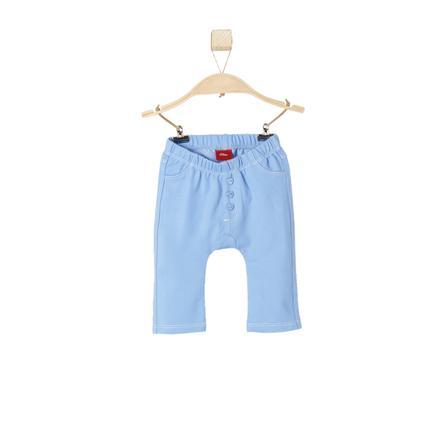 s.OLIVER Girls Leggings light blue