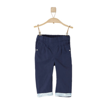 s.OLIVER Girls Hose dark blue