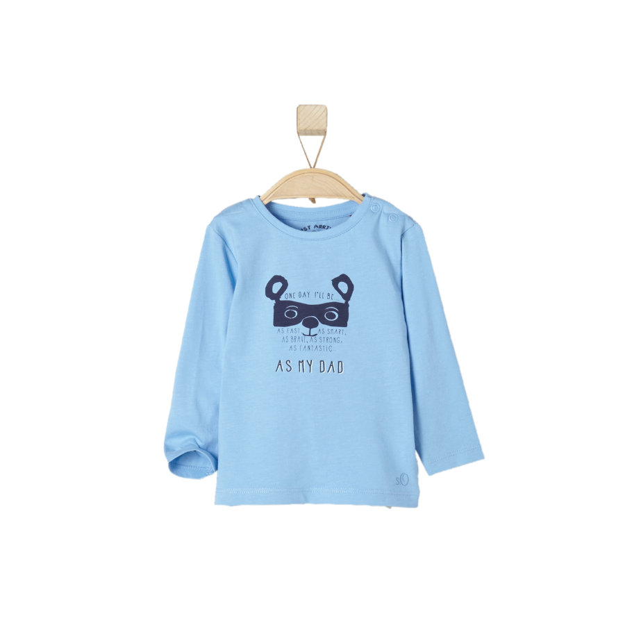 s.OLIVER Boys Longsleeve light blue