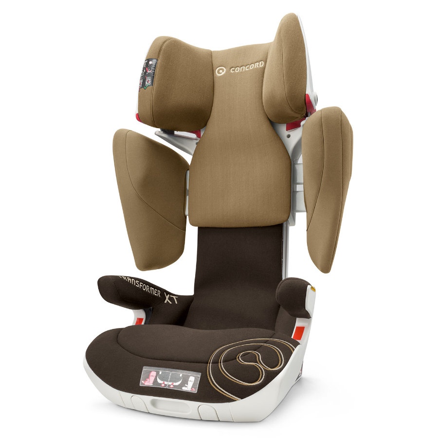 CONCORD Kindersitz Transformer XT Walnut Brown
