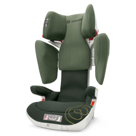 CONCORD Autostoel Transformer XT Jungle Green Limited Edition