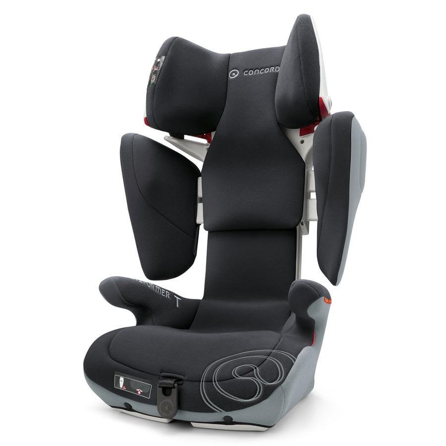 CONCORD Autostoel Transformer T Midnight Black