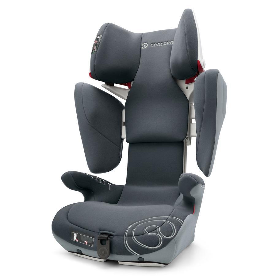 CONCORD Autostoel Transformer T Graphite Grey