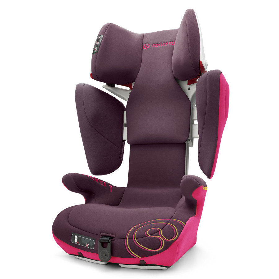 CONCORD Autostoel Transformer T Rose Pink