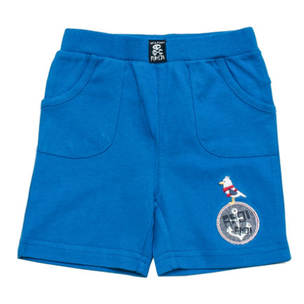 SALT AND PEPPER Boys Bermuda blue