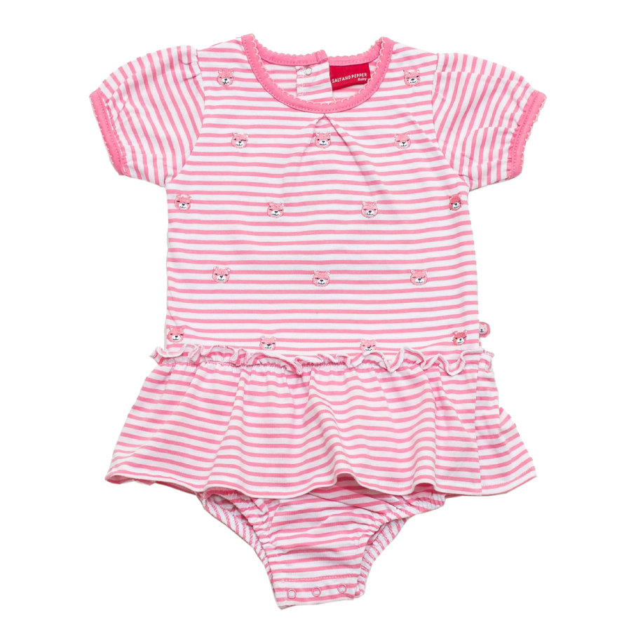 SALT AND PEPPER Girls Body pink