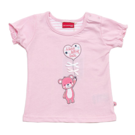 SALT AND PEPPER Girls T-Shirt rosé