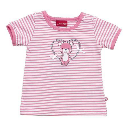 SALT AND PEPPER Girl s T-Shirt rosa