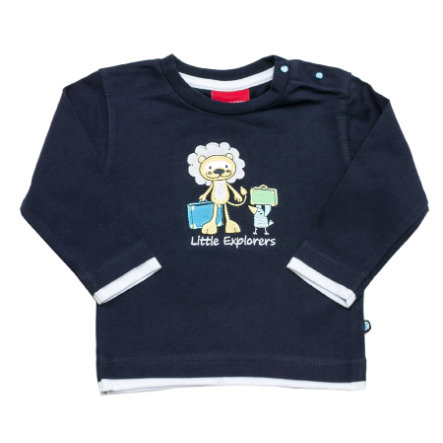 SALT AND PEPPER Boys Longsleeve navy