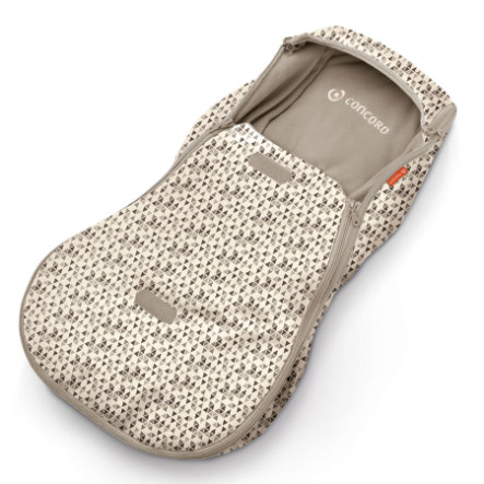 CONCORD Schlafsack Hug Driving Cool Beige