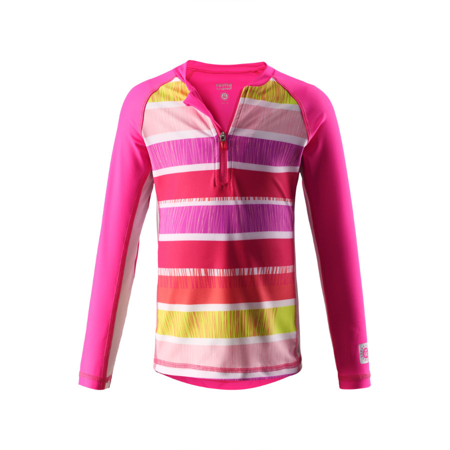 reima Girl s T-Shirt Salomon rose suprême