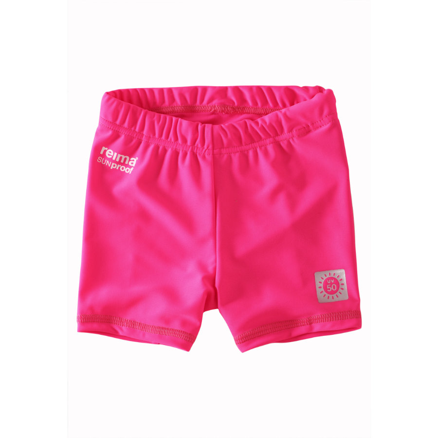 reima Girls Shorts Hawaii supreme pink