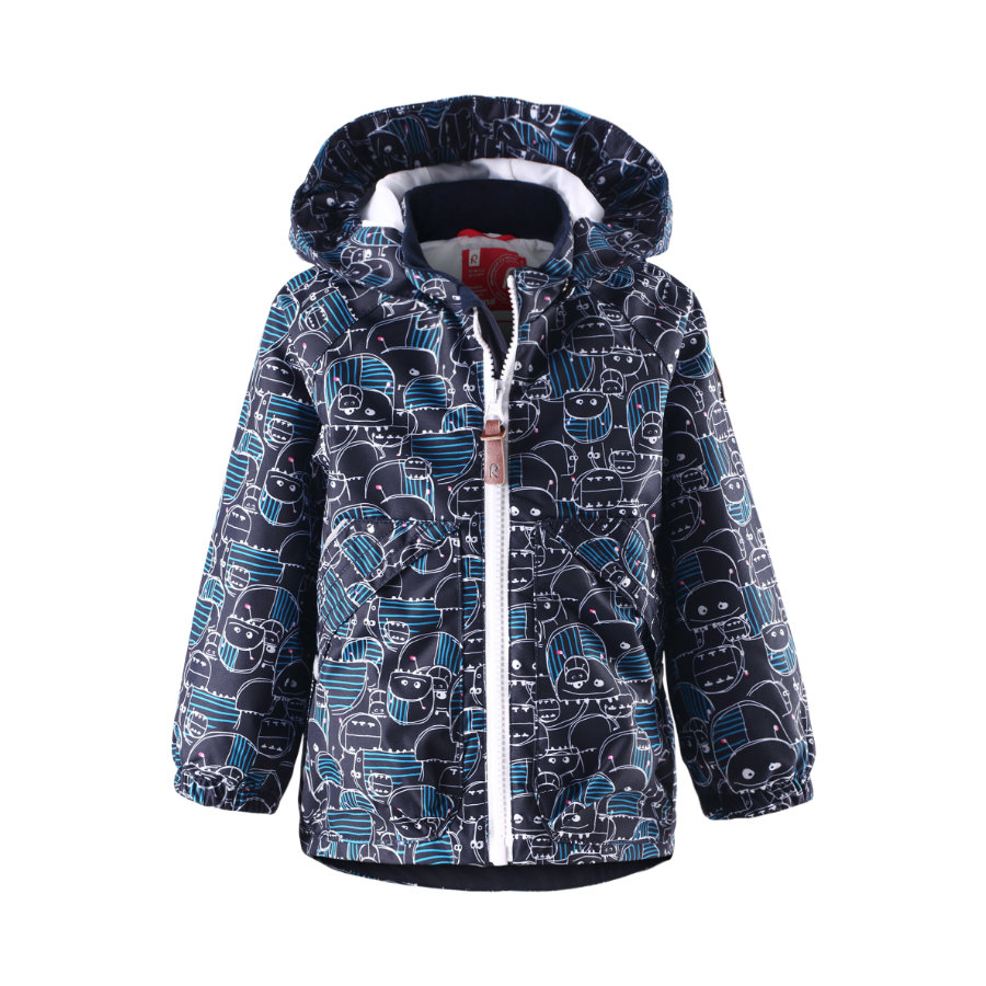REIMA Boys Mini Jas Peapod navy