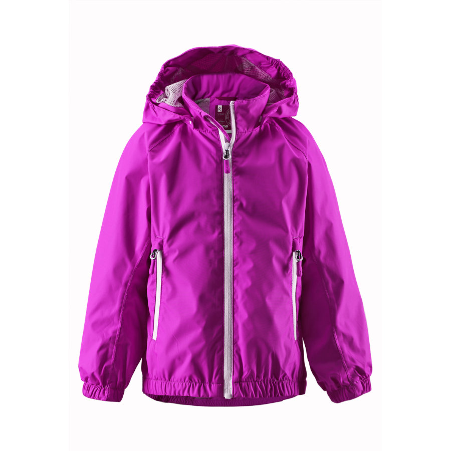 REIMA Girls Jacke Hot Potato fucshia fun