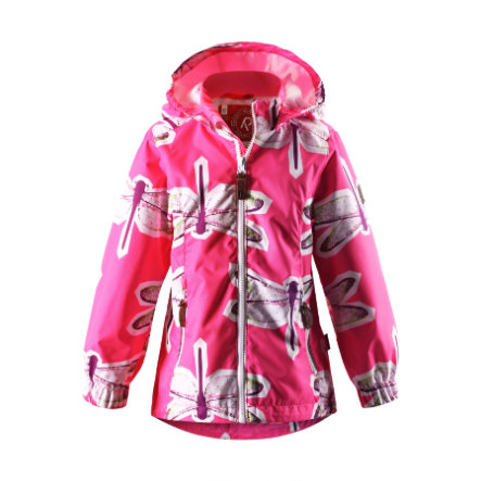 REIMA Girls Jacke Anise supreme pink